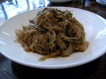 蘭桂坊 麺