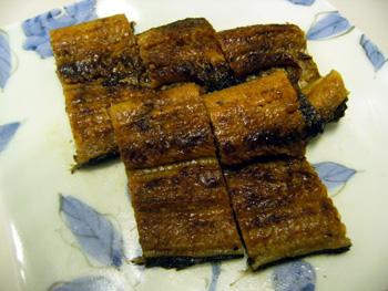 魚浩 蒲焼