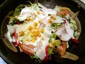 魚店 亜紗 サラダ