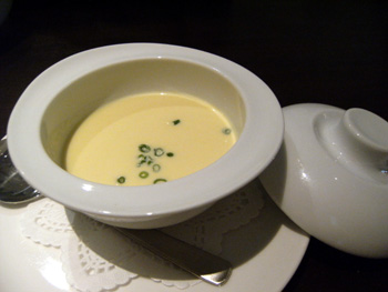 Les Vosges スープ