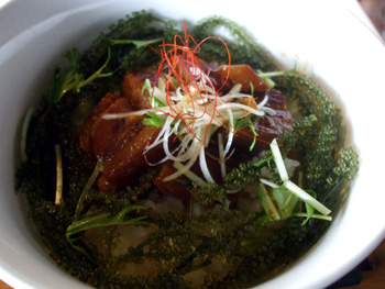 CAHAYA BULAN 料理2