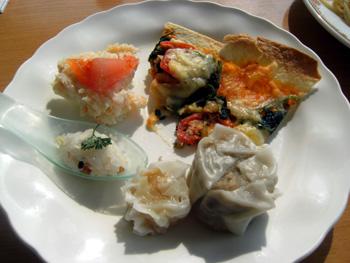 カスケイド 料理2
