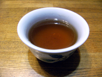 ぶらぶら物産店 茶